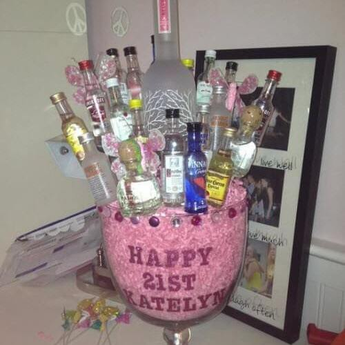21 Unique Fun Ideas For 21st Birthday Gifts