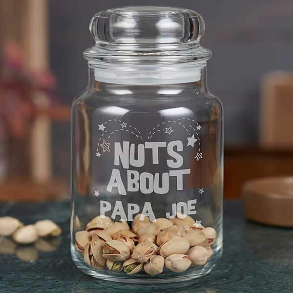 Father's Day Treat Jar