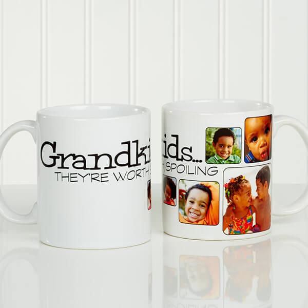 Grandparents Photo Mugs