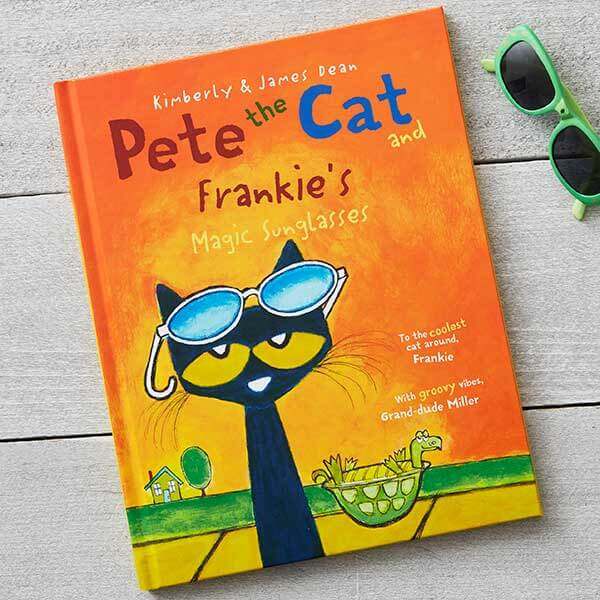 Pete the Cat Personalized Kids Book