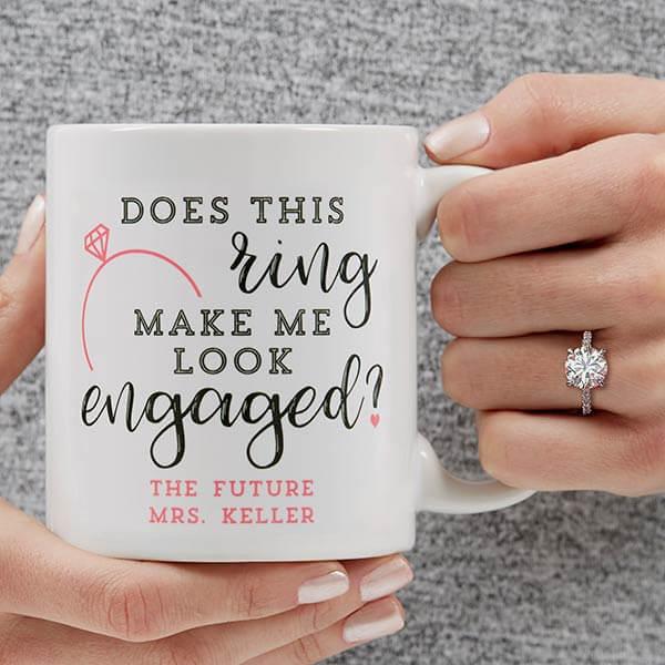 Do I Look Engaged? Coffee Mug