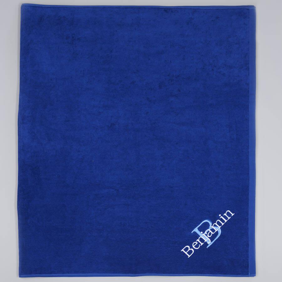 Beach Towel Easter Basket DIY - Step 1