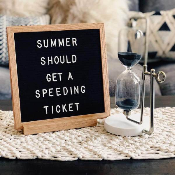 Summer Letter Board Quotes