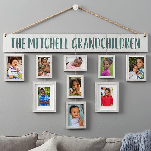 DIY Grandparents Day Photo Gift Idea