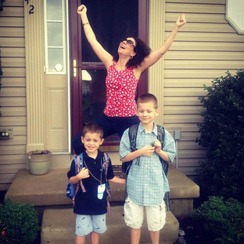 Funny Back to School Photos