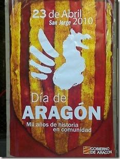 San Jorge - Día de Aragon