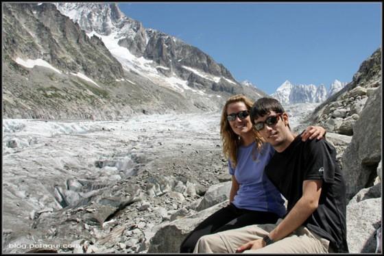 Glaciar Argentiere