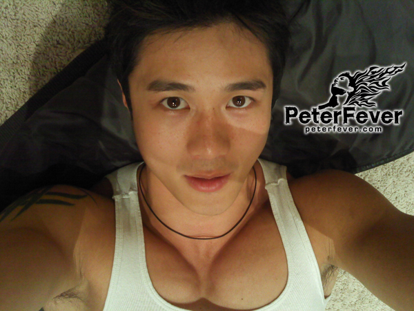 """PeterFever says, """"Look into my Eyes"""""""