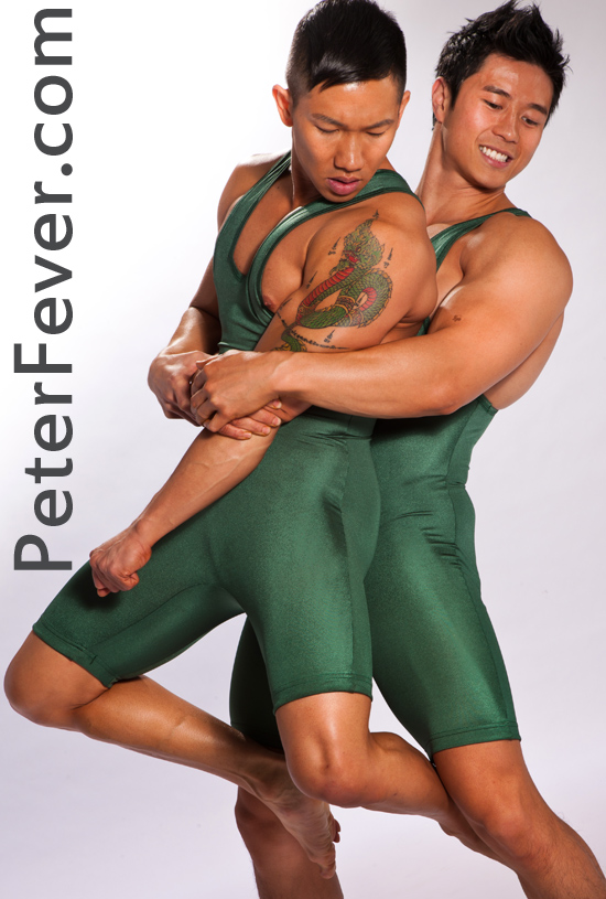 Wrestling with Jeffierce
