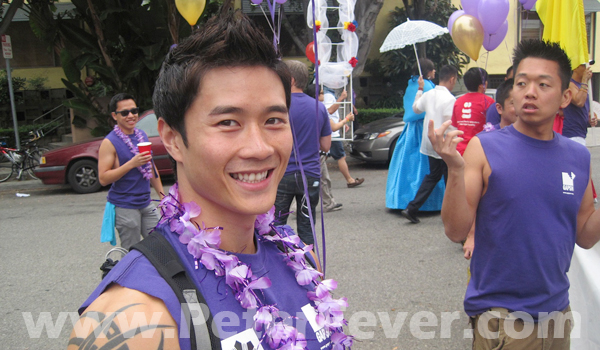 At La Pride 2011