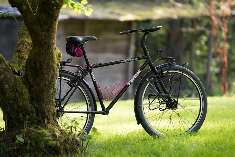 An update on Olivia's Trek Singletrack 990 Tourer…
