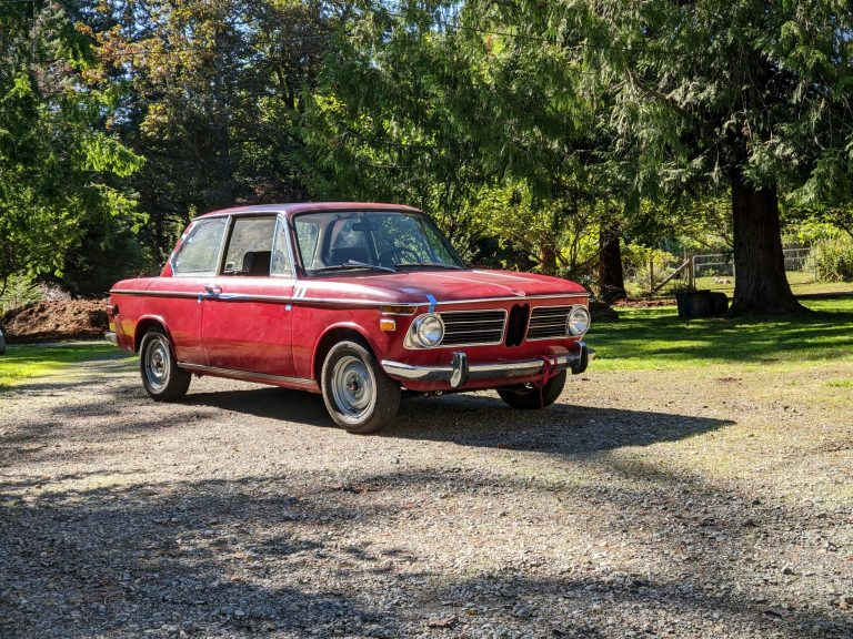 latest distraction: 1969 BMW 2002