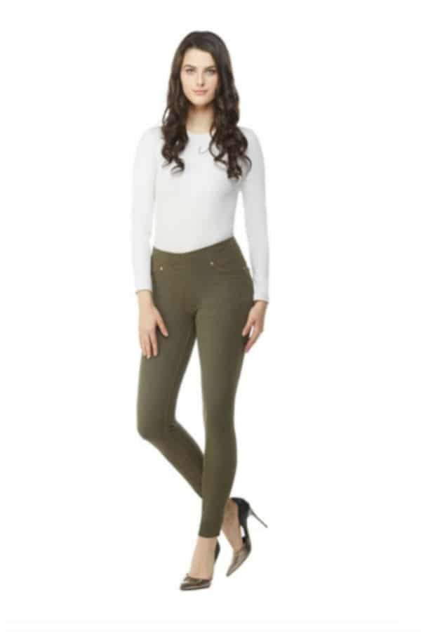 Petite High Waisted Jegging $89