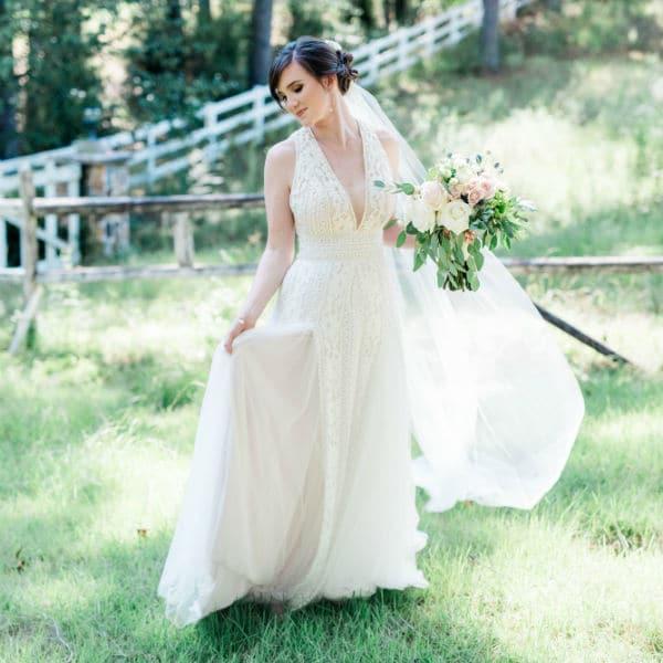 wedding veils
