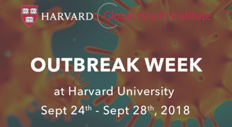 Logo of Harvard Outbreak Week