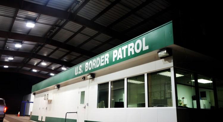 Border patrol facility