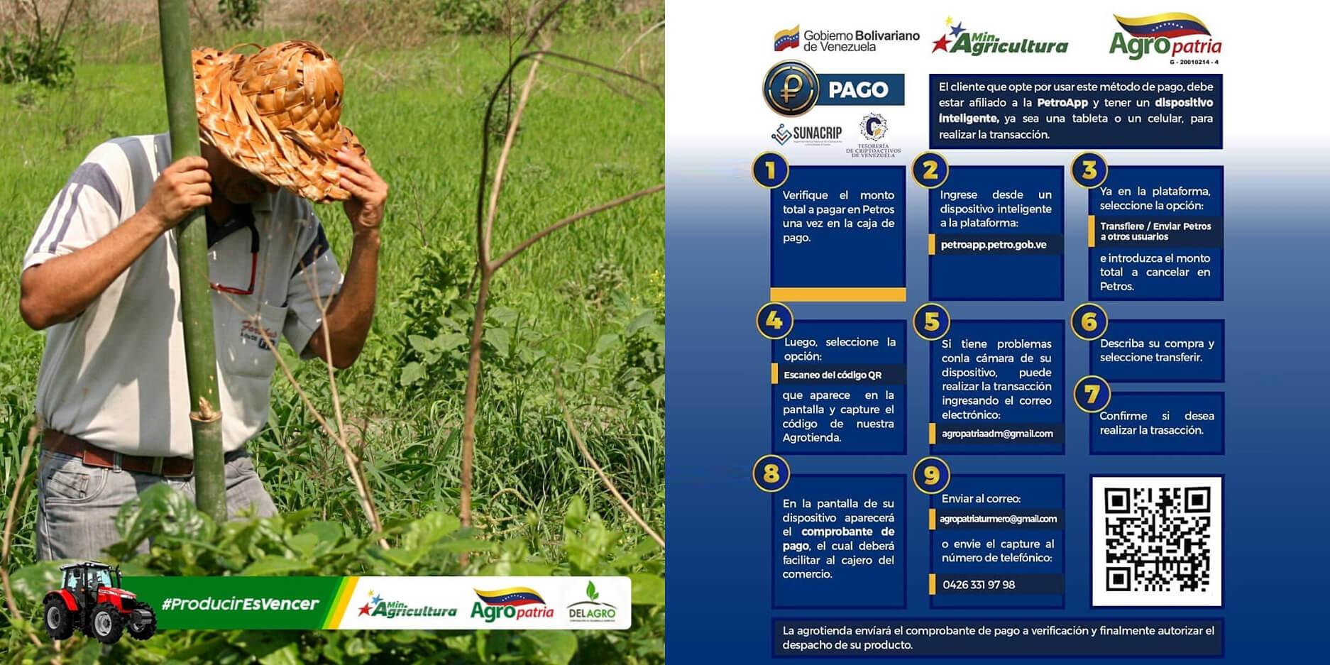 Agropatria pago PetroApp
