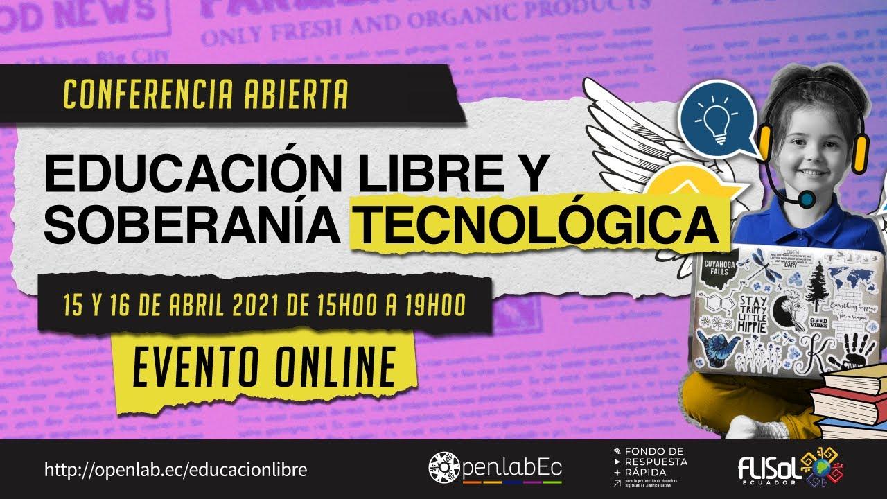 Educación Libre y Soberanía Tecnológica