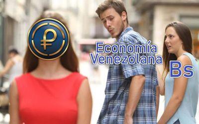ANÁLISIS | ¿El Petro sustituirá al Bolívar?