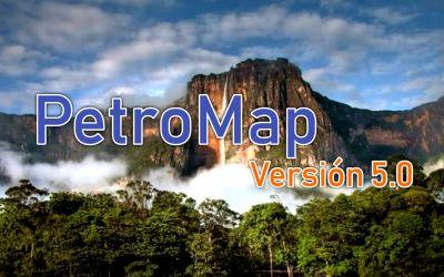 PetroMap estrenará su versión 5.0