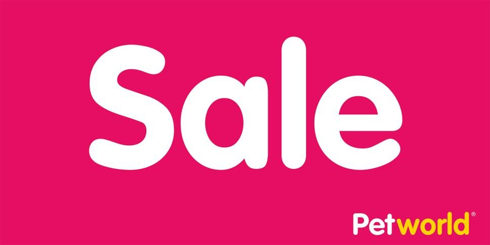 Petworld Sale