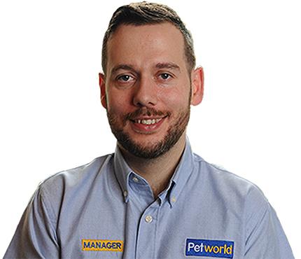 Chris from Petworld Mullingar