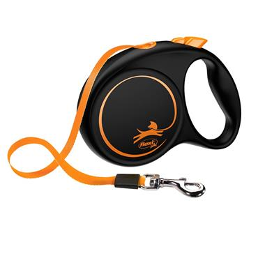 Orange Flexi Lead