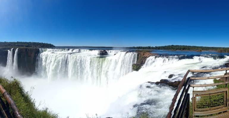 Viajar en Pandemia, Viajar a Iguazú!!