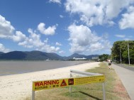 Cairns Uferpromenade