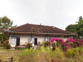 Unsere Unterkunft in Senaru. Einfach aber nett.