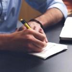 目標を達成するために書き出すべき4つの項目