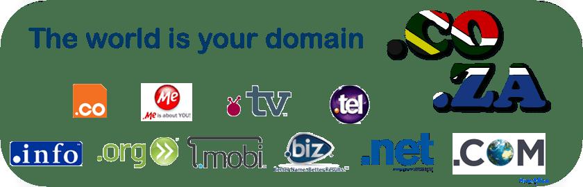 NumAfrica Domains