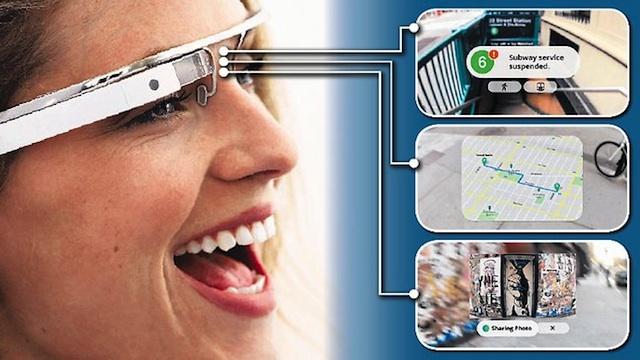 Más Allá de la Formación Google Glass