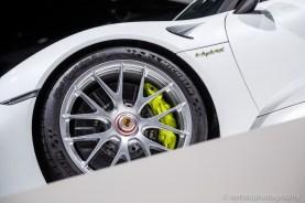Porsche - 918 Spyder eHybrid