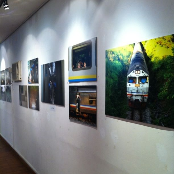 Photography Exhibition : The LAST Train