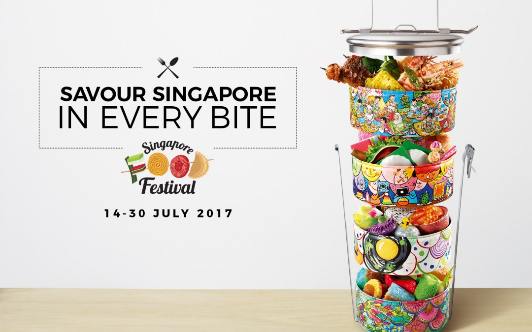 Coming soon! Singapore Food Festival 2017!
