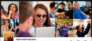 highered photography instagram