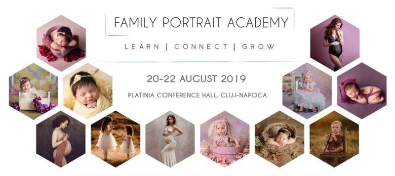 Conferinta Fotografilor de Familie Cluj 2019