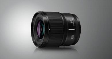 Panasonic lansează 50mm f1.8 L-mount