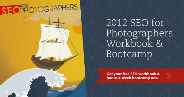 SEO for Photographers Workbook & Bootcamp