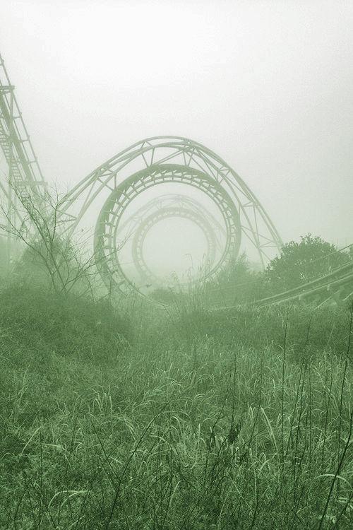 Abandoned ...