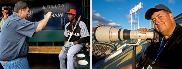Sports Photographer Brad Mangin