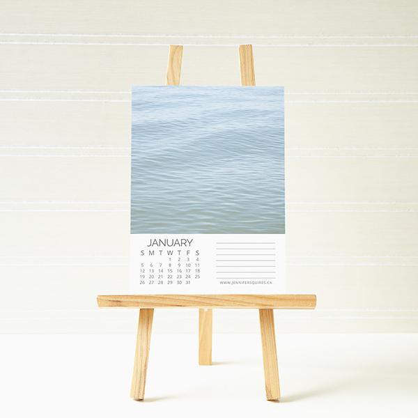 Jennifer Squires Ross 2014 Calendar