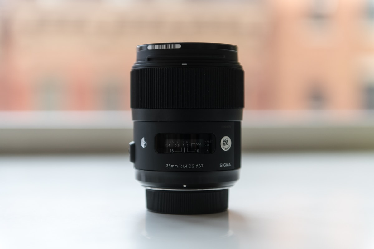 Review: Sigma 35mm f/1.4 DG HSM – It's About Price