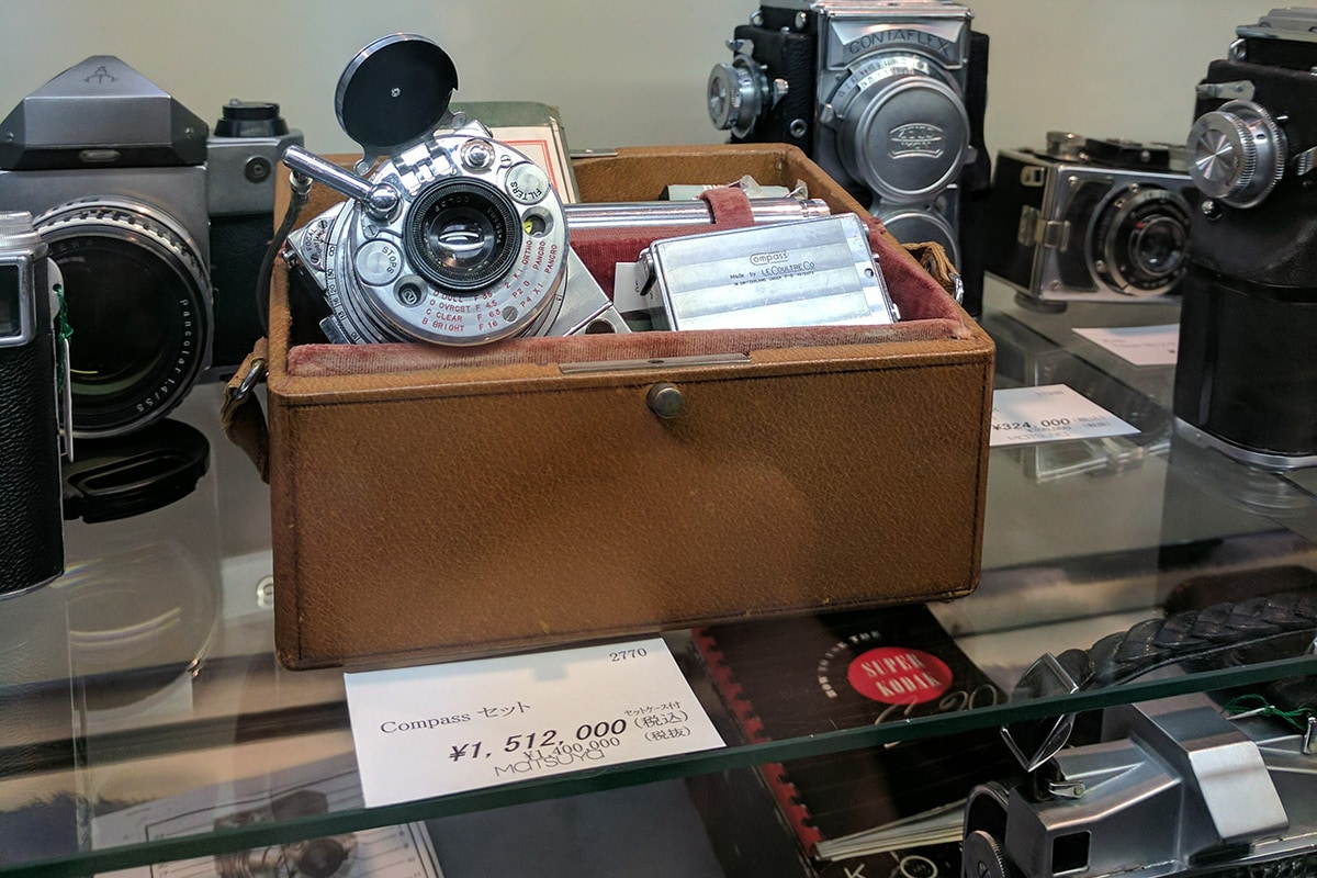 LeCoultre Compass Camera