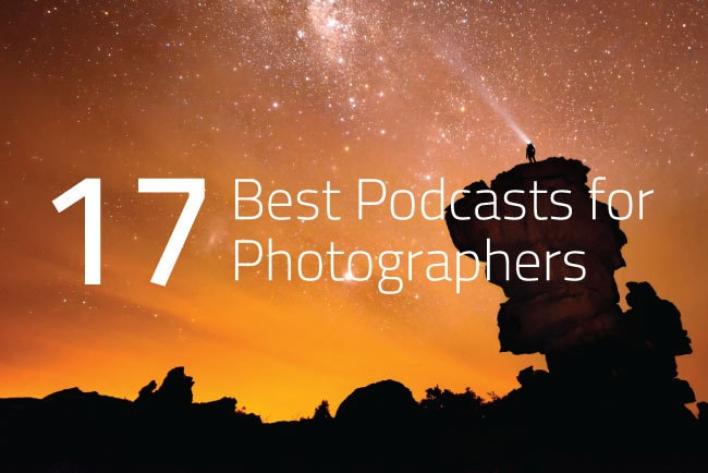 17 Best Podcasts for Photographers - PhotoShelter Blog