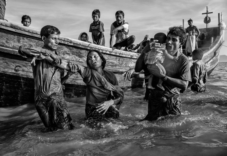 kevin frayer rohingya bangladesh myanmar 2