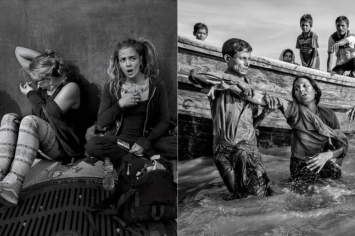 A Black and White Comparison: What Does Retouching Tell Us About Photojournalism? - PhotoShelter Blog