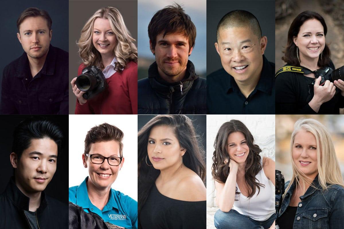 On Diversity: Nikon Names 6 Female Ambassadors - PhotoShelter Blog