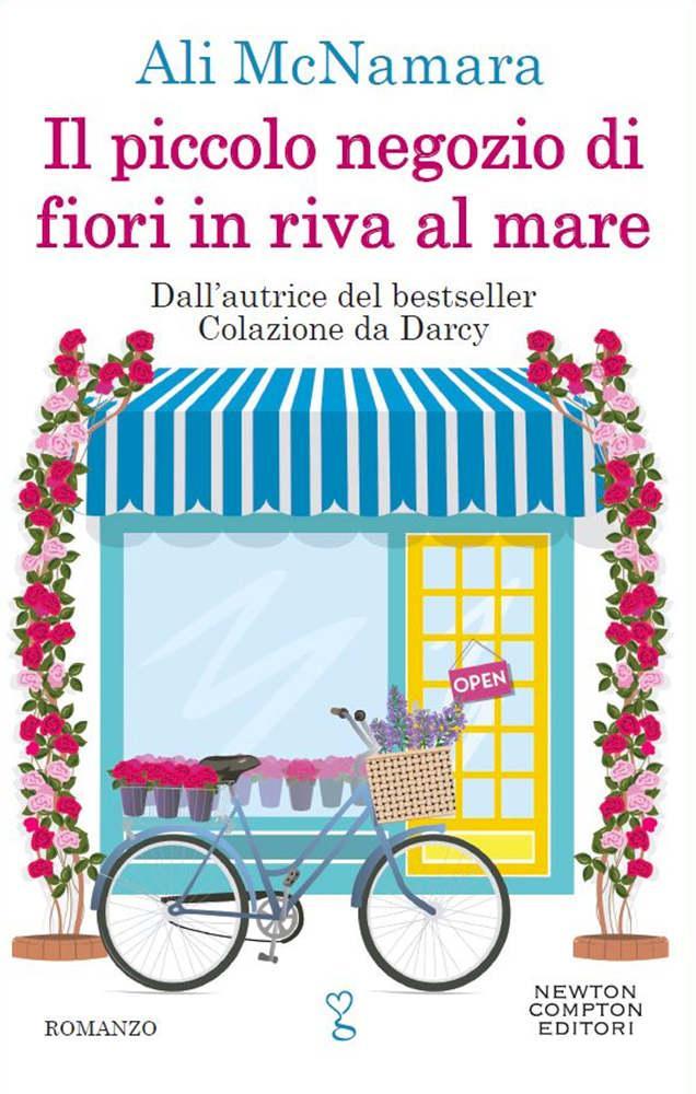Il piccolo negozio di fiori in riva al mare Book Cover